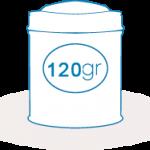 Lata 120 gr