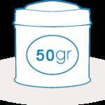 Lata 50 gr
