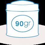 Lata 90 gr